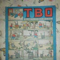 Tebeos: TEBEO - COMIC - TBO - AÑO XL - Nº 120 - BRUGUERA. Lote 102736151