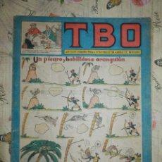 Tebeos: TEBEO - COMIC - TBO - AÑO XXXVI - Nº 24 - BRUGUERA. Lote 102736263