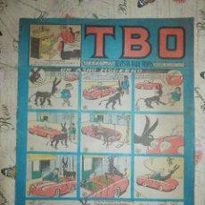 Tebeos: TEBEO - COMIC - TBO - AÑO XLI - Nº 135 - BRUGUERA. Lote 102736411
