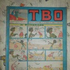 Tebeos: TEBEO - COMIC - TBO - AÑO XXXVII - Nº 36 - BRUGUERA. Lote 102736543
