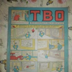Tebeos: TEBEO - COMIC - TBO - AÑO XXXIX - Nº 96 - BRUGUERA. Lote 102736811