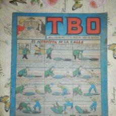 Tebeos: TEBEO - COMIC - TBO - AÑO XL - Nº 126 - BRUGUERA. Lote 102736971