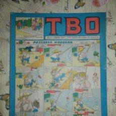 Tebeos: TEBEO - COMIC - TBO - AÑO XL - Nº 117 - BRUGUERA. Lote 102737063