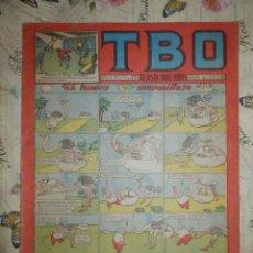 Tebeos: TEBEO - COMIC - TBO - AÑO XLI - Nº 137 - BUIGAS. Lote 102741231