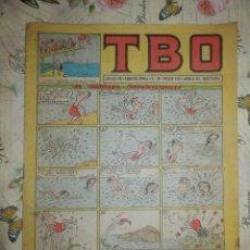 Tebeos: TEBEO - COMIC - TBO - AÑO XXXVII - Nº 40 - BUIGAS - AÑO 1952. Lote 102742003