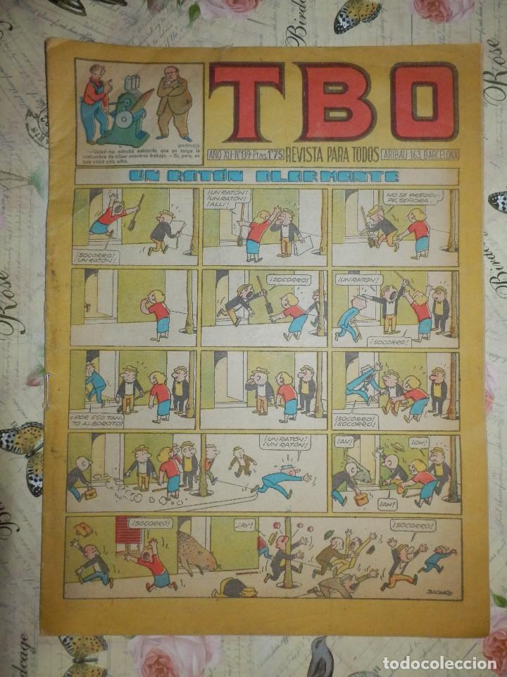 TEBEO - COMIC - TBO - AÑO XLI - Nº 139 - BUIGAS - (Tebeos y Comics - Buigas - TBO)