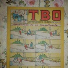 Tebeos: TEBEO - COMIC - TBO - AÑO XLII - Nº 136 - BUIGAS -. Lote 102742631