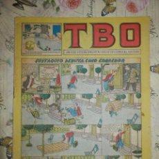 Tebeos: TEBEO - COMIC - TBO - AÑO XXXIX - Nº 94 - BUIGAS -. Lote 102742779