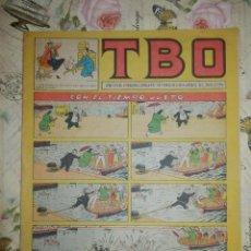 Tebeos: TEBEO - COMIC - TBO - AÑO XXXIX - Nº 88 - BUIGAS -. Lote 102743571