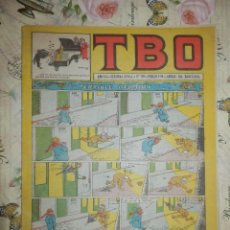 Tebeos: TEBEO - COMIC - TBO - AÑO XLI - Nº 130 - BUIGAS -. Lote 102743735