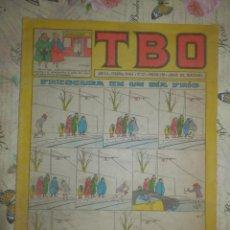 Tebeos: TEBEO - COMIC - TBO - AÑO XLI - Nº 127 - BUIGAS -. Lote 102743895