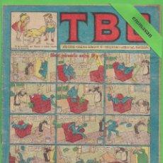 Tebeos: TBO - Nº 81 - UNA PIRUETA ENTRE 9 Y 10 - BUIGAS - (1955).. Lote 103411283