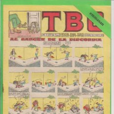 Tebeos: TBO - Nº 184 - AL MARGEN DE LA DISCORDIA. - BUIGAS - (1959).. Lote 103423199