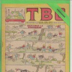 Tebeos: TBO - Nº 187 - BUSCANDO LA COMODIDAD - BUIGAS - (1959).. Lote 103423939