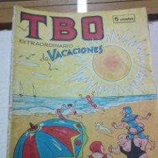 Tebeos: OFERTA TBO-COLECCION COMPLETA CON 11 ALMANAQUES Y 42 EXTRAORDINARIOS 1964-1972 BUIGAS. Lote 103586551