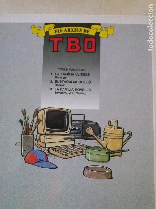 Tebeos: tbo-coleccion completa de 3 nºs dos dibujados por benejam-buigas- c - Foto 4 - 103587243