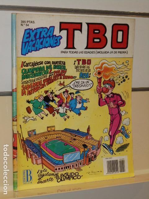 TBO EXTRA VACACIONES Nº 54 - EDICIONES B - (Tebeos y Comics - Buigas - TBO)