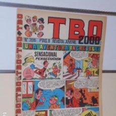 Tebeos: TBO 2000 Nº 2015 - BUIGAS -. Lote 103744227