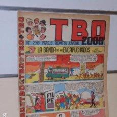 Tebeos: TBO 2000 Nº 2016 - BUIGAS -. Lote 103744275