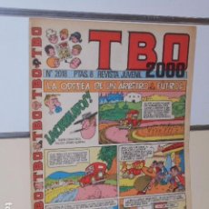 Tebeos: TBO 2000 Nº 2018 - BUIGAS -. Lote 103744295