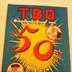 Tebeos: TBO - 50º ANIVERSARIO - MUY BIEN CONSERVADO. Lote 103762199