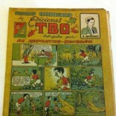 Tebeos: TBO - EXTRAORDINARIO A.MORENO (ÁLBUM 6). Lote 103762691