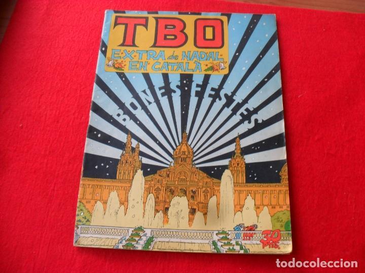 TBO EXTRA NADAL EN CATALA 1977,CATALAN (Tebeos y Comics - Buigas - TBO)