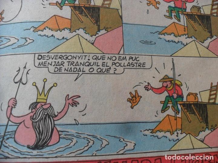 Tebeos: TBO extra nadal en catala 1977,catalan - Foto 3 - 104204151