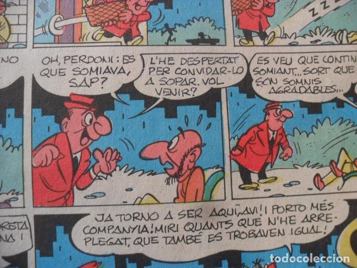 Tebeos: TBO extra nadal en catala 1977,catalan - Foto 4 - 104204151