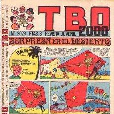 Tebeos: TBO 2000 (BUIGAS) Nº 2028. Lote 104652135