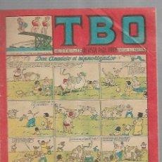 Tebeos: TEBEO. TBO. REVISTA PARA TODOS. Nº 140. DON ANACLETO EL HIPNOTIZADOR. Lote 108778311