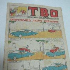 Tebeos: TBO 2 ª EPOCA - Nº 308 EDITORIAL BUIGAS 1952 CSADUR86. Lote 109400355