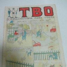 Tebeos: TBO 2 ª EPOCA - Nº 357 EDITORIAL BUIGAS 1952 CSADUR86. Lote 109400551