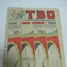 Tebeos: TBO 2 ª EPOCA - Nº 310 EDITORIAL BUIGAS 1952 CSADUR86. Lote 109401035