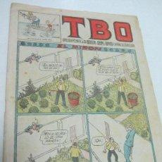 Tebeos: TBO 2 ª EPOCA - Nº 318 EDITORIAL BUIGAS 1952 CSADUR86. Lote 109401355