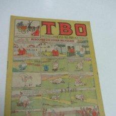 Tebeos: TBO 2 ª EPOCA - Nº 142 EDITORIAL BUIGAS 1952 CSADUR86. Lote 109401507