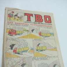 Tebeos: TBO 2 ª EPOCA - Nº 317 EDITORIAL BUIGAS 1952 CSADUR86. Lote 109401567