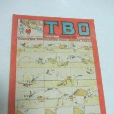 Tebeos: TBO 2 ª EPOCA - Nº 188 EDITORIAL BUIGAS 1952 CSADUR86. Lote 109401739