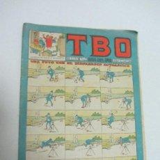 Giornalini: TBO 2 ª EPOCA - Nº 168 EDITORIAL BUIGAS 1952. Lote 109510415