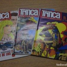 Tebeos: TRINCA 3 COMICS N.11 Y 12 Y 13 EDITOR DONCEL OFERTON. Lote 110415123