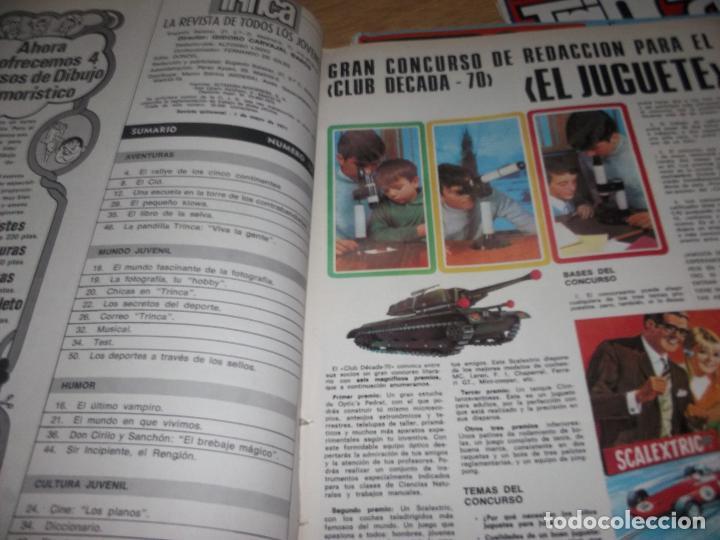 Tebeos: Trinca 3 comics n.11 y 12 Y 13 editor Doncel OFERTON - Foto 4 - 110415123