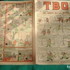 Tebeos: TBO T B O TEBEO BUIGAS 1917 GUERRA CIVIL NUMERO 1075 ESTINTIN. Lote 111426055