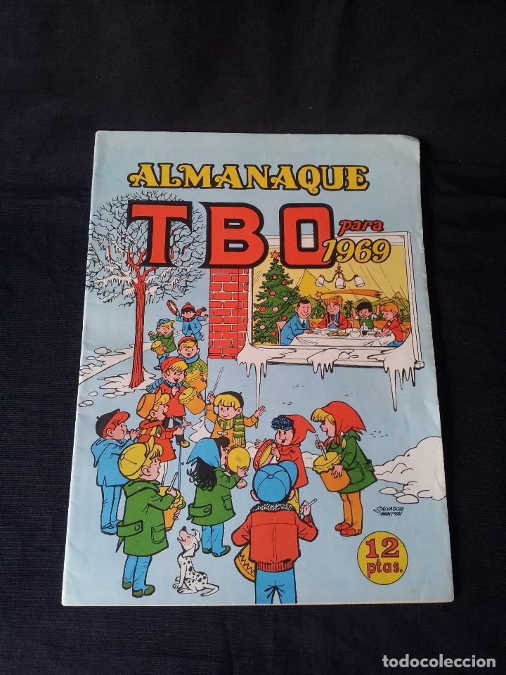 Tebeos: TBO - LOTE DE 10 ALMANAQUES - BUIGAS, ESTIVILL Y VIÑAS 1958 - LEER DESCRIPCION - Foto 2 - 111723123