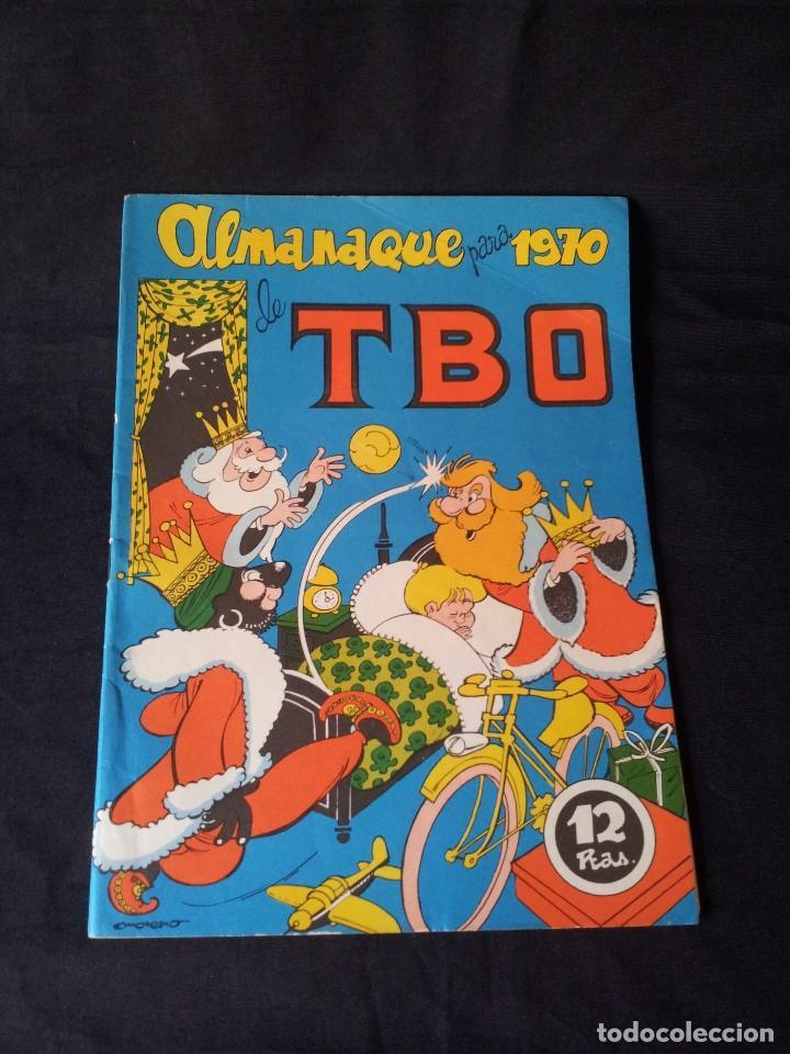 Tebeos: TBO - LOTE DE 10 ALMANAQUES - BUIGAS, ESTIVILL Y VIÑAS 1958 - LEER DESCRIPCION - Foto 3 - 111723123