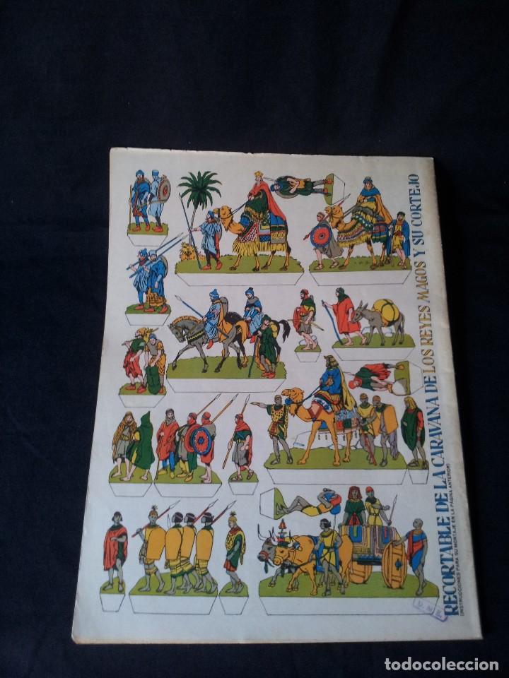 Tebeos: TBO - LOTE DE 10 ALMANAQUES - BUIGAS, ESTIVILL Y VIÑAS 1958 - LEER DESCRIPCION - Foto 4 - 111723123