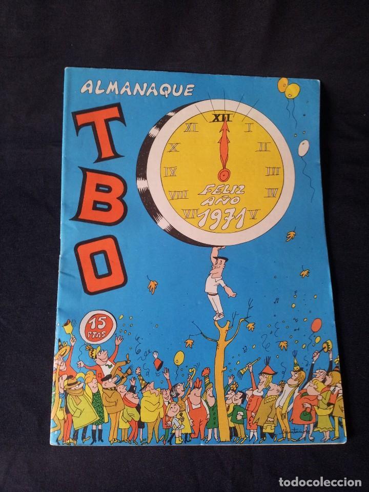 Tebeos: TBO - LOTE DE 10 ALMANAQUES - BUIGAS, ESTIVILL Y VIÑAS 1958 - LEER DESCRIPCION - Foto 5 - 111723123