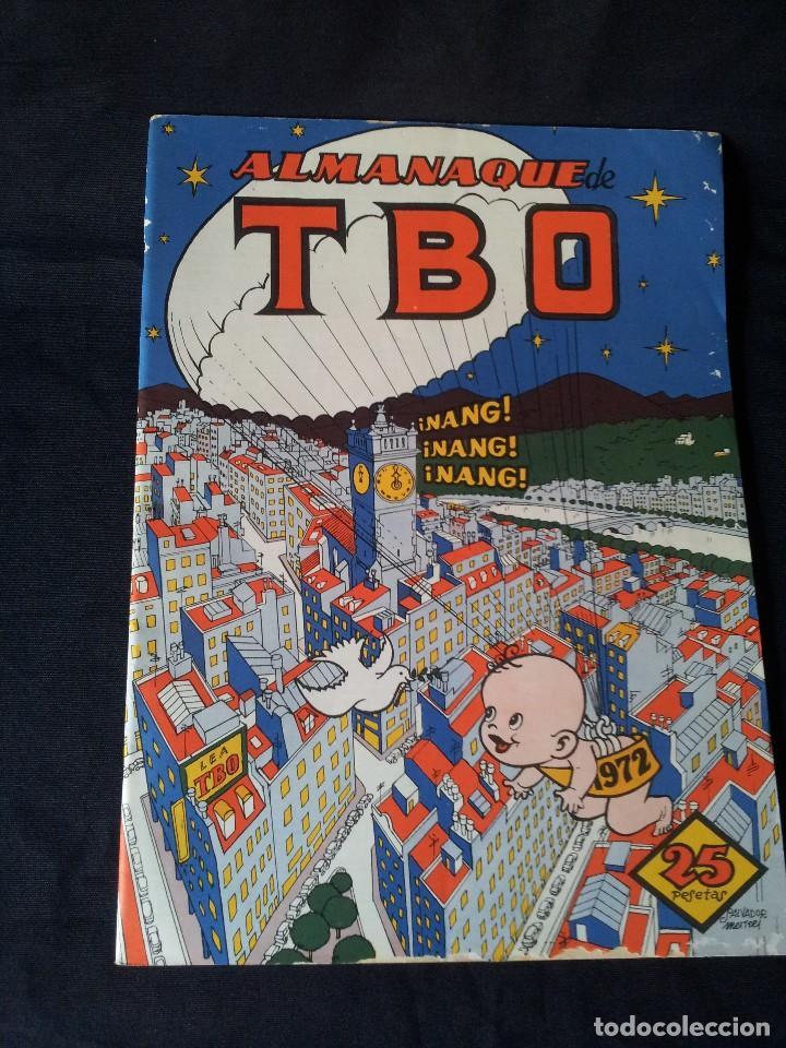Tebeos: TBO - LOTE DE 10 ALMANAQUES - BUIGAS, ESTIVILL Y VIÑAS 1958 - LEER DESCRIPCION - Foto 7 - 111723123