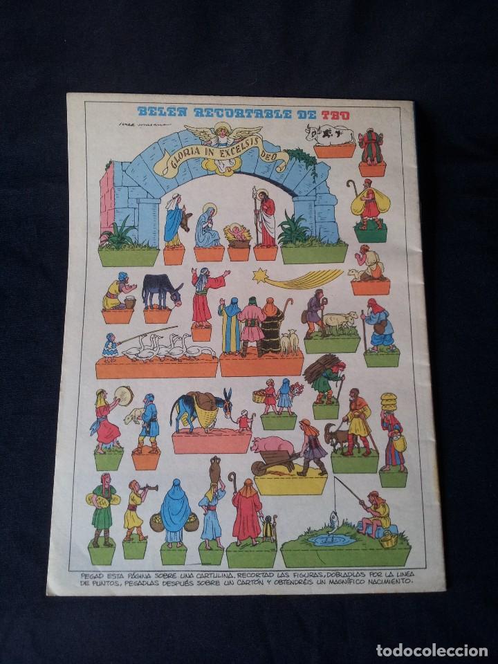 Tebeos: TBO - LOTE DE 10 ALMANAQUES - BUIGAS, ESTIVILL Y VIÑAS 1958 - LEER DESCRIPCION - Foto 14 - 111723123