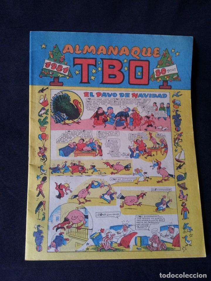 Tebeos: TBO - LOTE DE 10 ALMANAQUES - BUIGAS, ESTIVILL Y VIÑAS 1958 - LEER DESCRIPCION - Foto 15 - 111723123