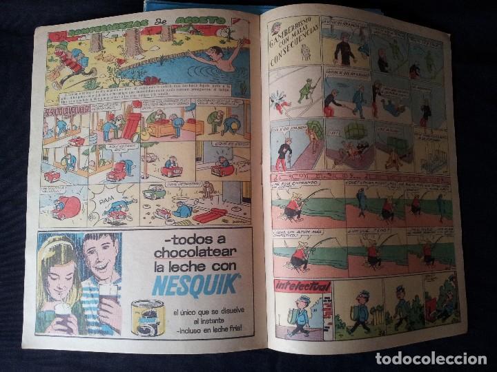 Tebeos: TBO - LOTE DE 13 ALMANAQUES HUMORÍSTICO - BUIGAS, ESTIVILL Y VIÑAS 1958 - LEER DESCRIPCION - Foto 5 - 111724731